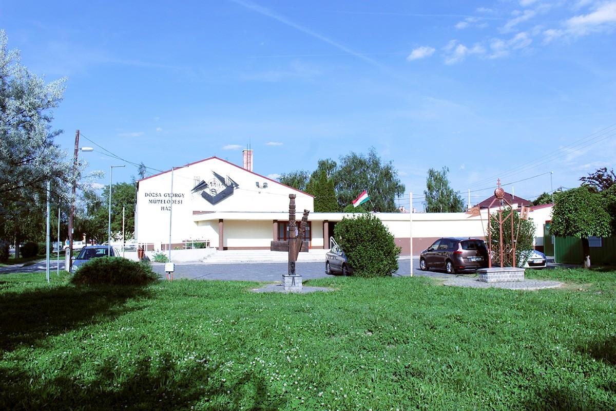Bagfalu, Bag   Bag - Dózsa György Művelődési Ház
